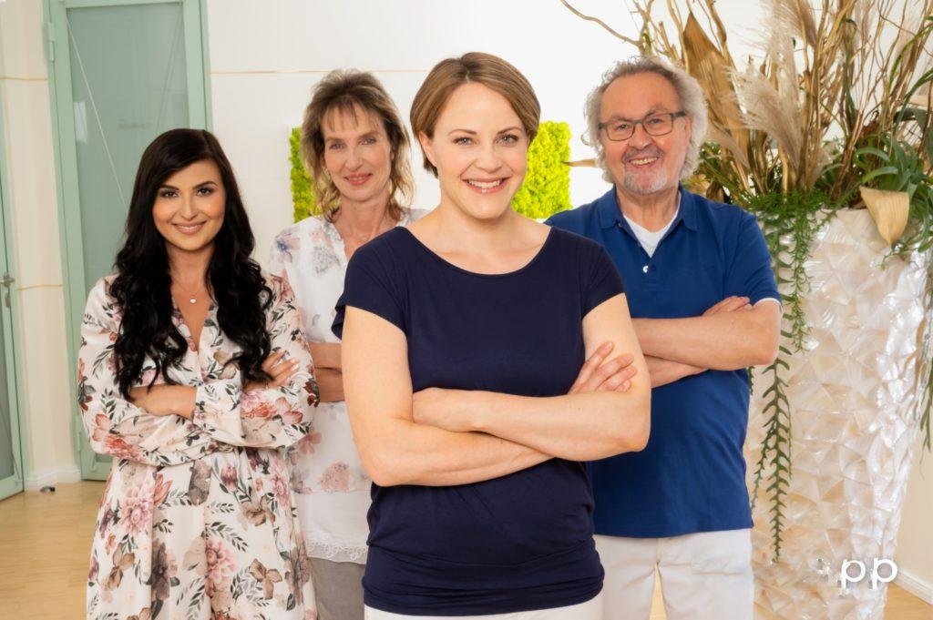 Dr. med. Friederike Graunke und das Clinic Nürnberg Team